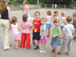 Półkolonie dla dzieci